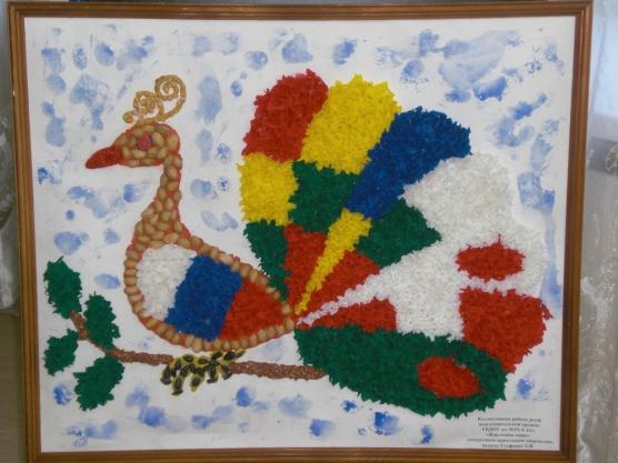 Поделки птиц в доу 83