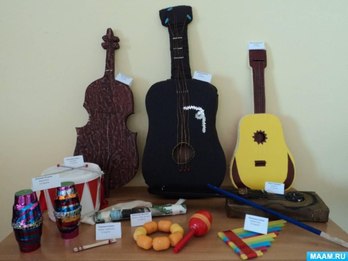 Конкурс-выставка «Музыкальная шкатулка»