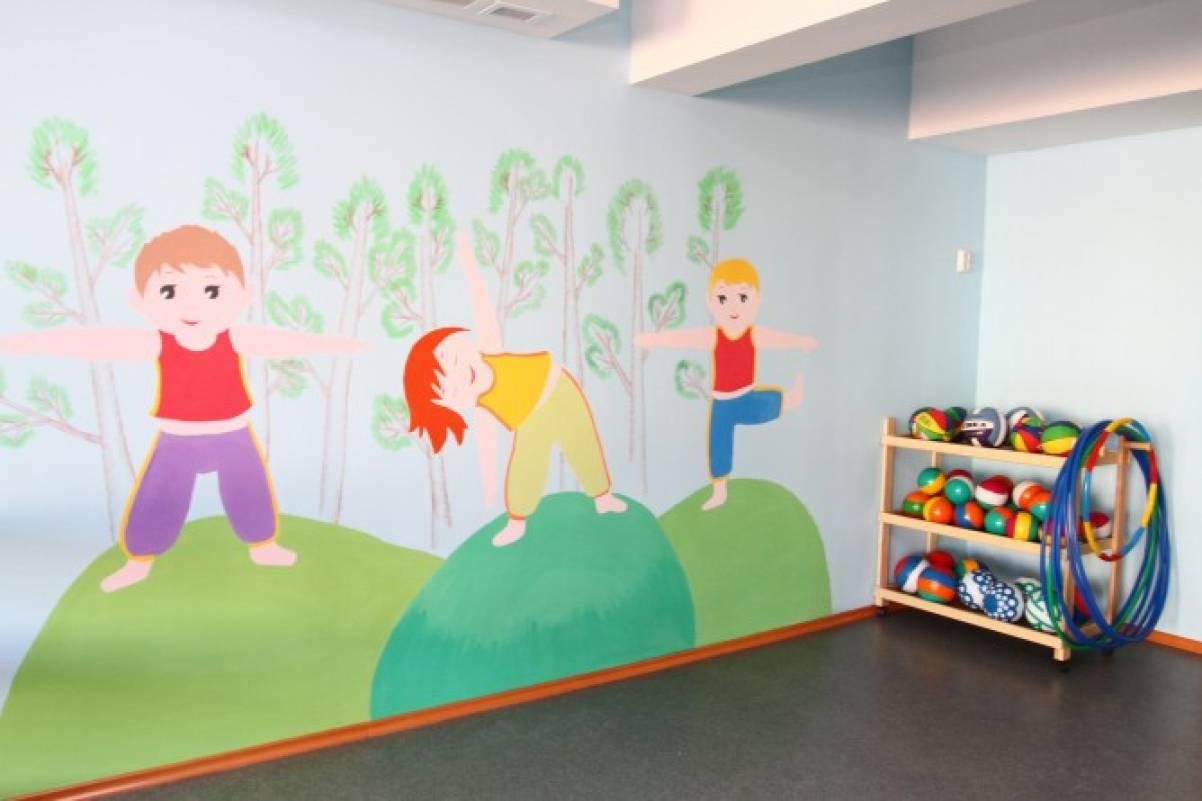 уголок знакомства для детского сада