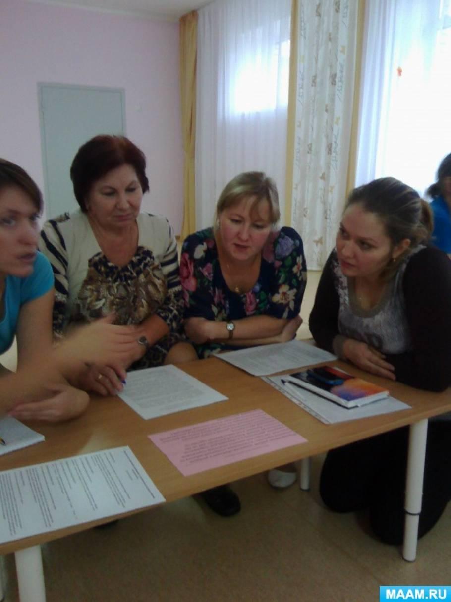 Культурные практики в дошкольном образовании