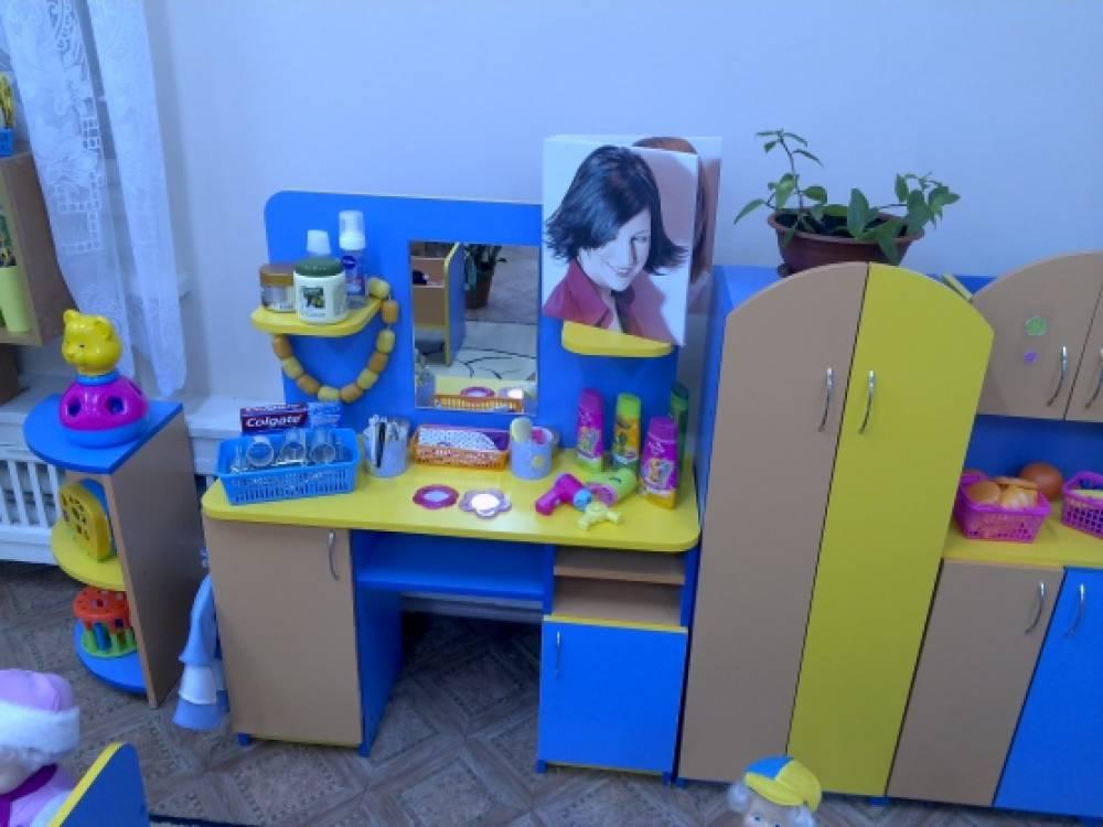 Парикмахерская для детского сада своими руками 12