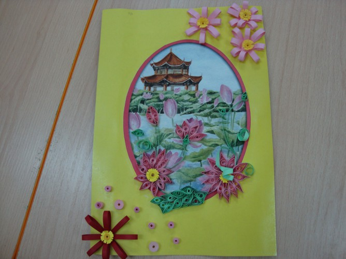 Конкурс открыток в садике