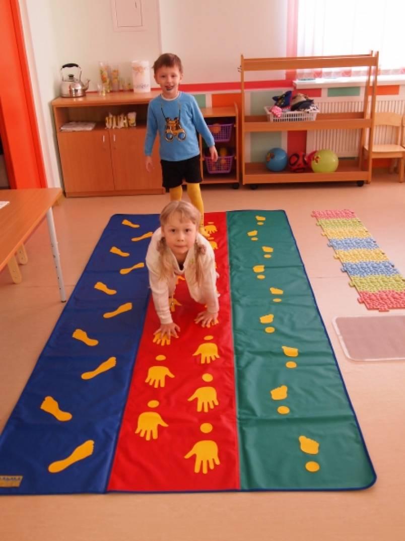Корригирующие дорожки для детского сада