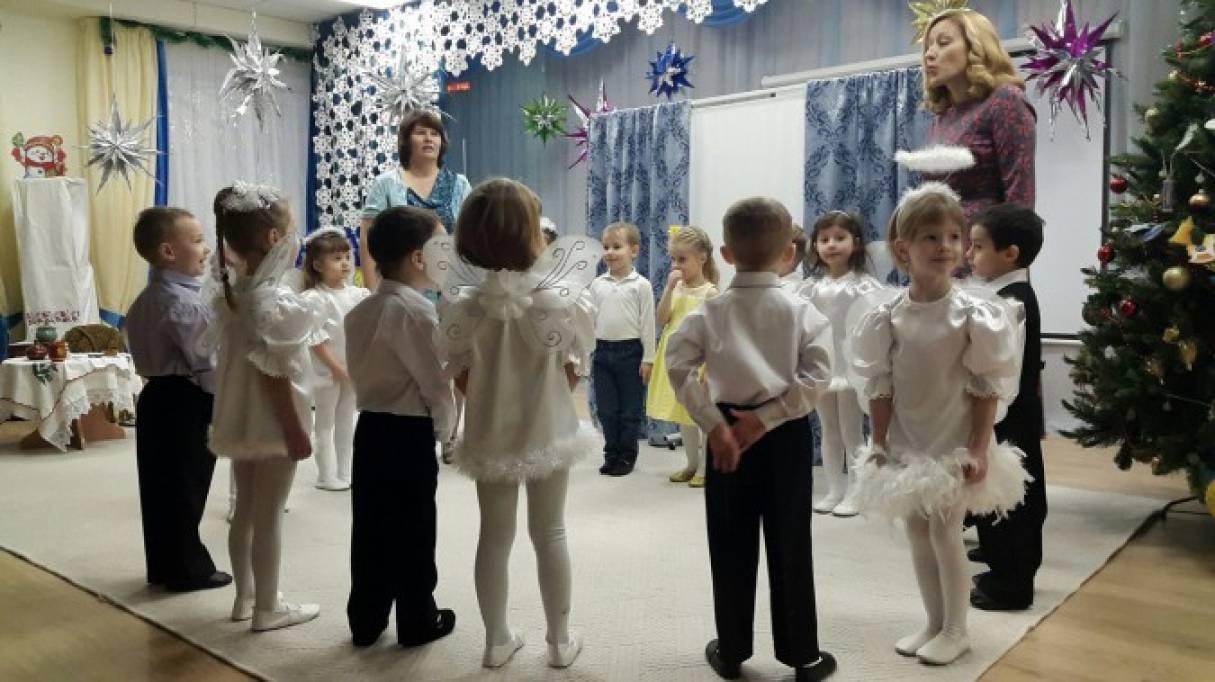 К нам приходит Рождество. Совместная деятельность педагогов и родителей с детьми (с фотоотчетом)