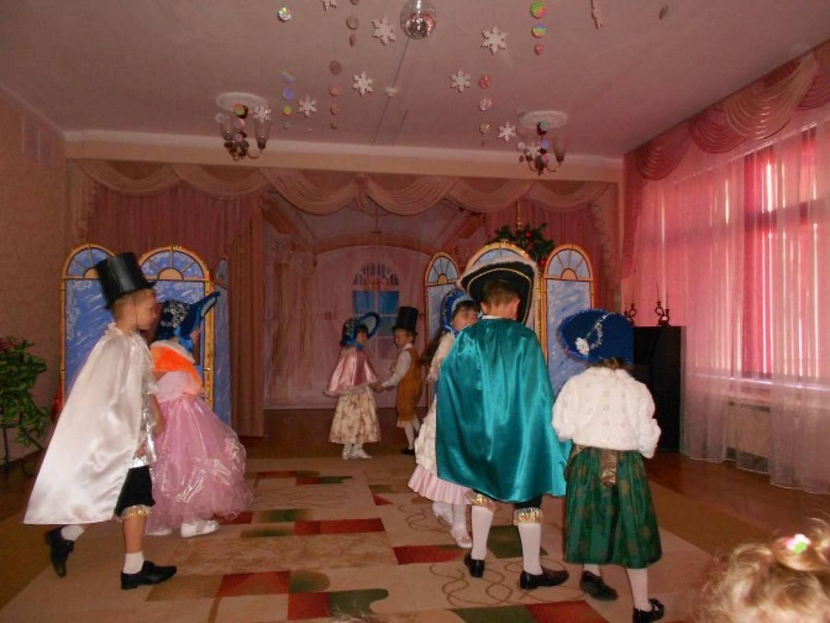 Фотоотчет музыкального спектакля «Щелкунчик» по мотивам одноименной сказки Гофмана для детей старшего дошкольного возраста