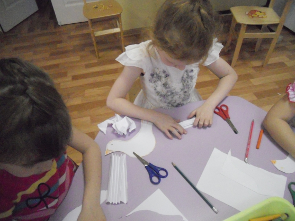 Оригами из бумаги для детей конспекты занятий 34