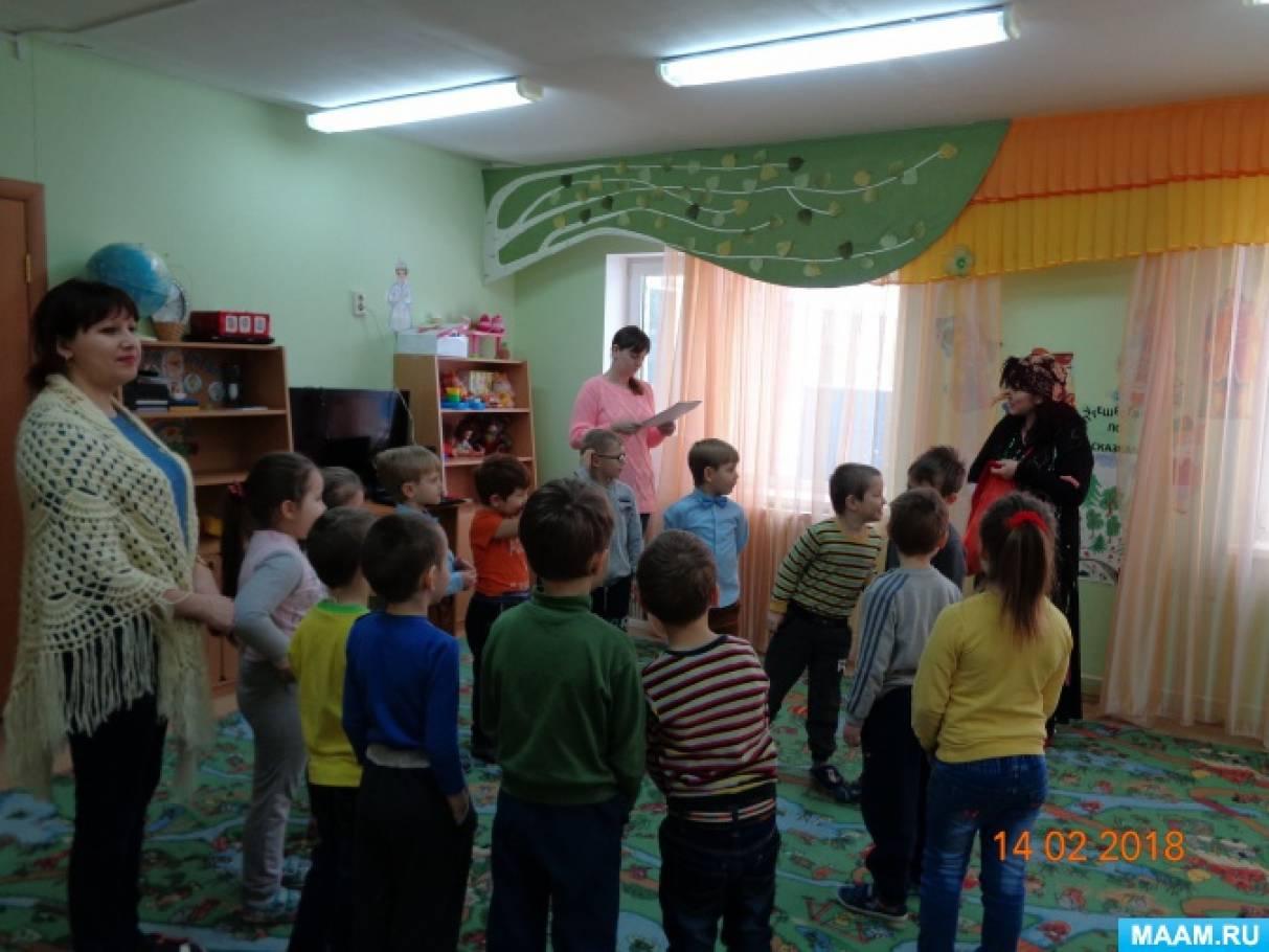 Сценарий физкультурного праздника для всех детей «Широкая Масленица»