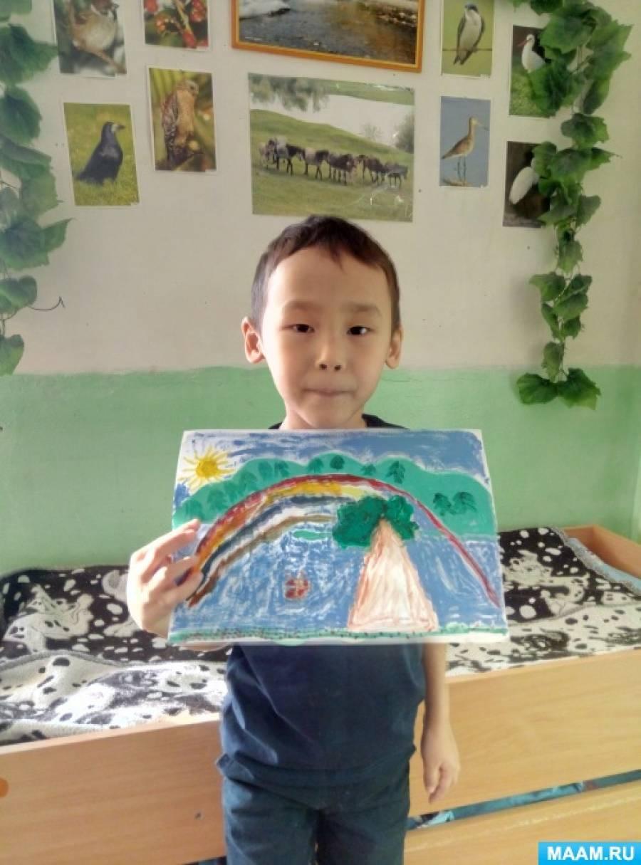 Детские рисунки на тему мир один для всех
