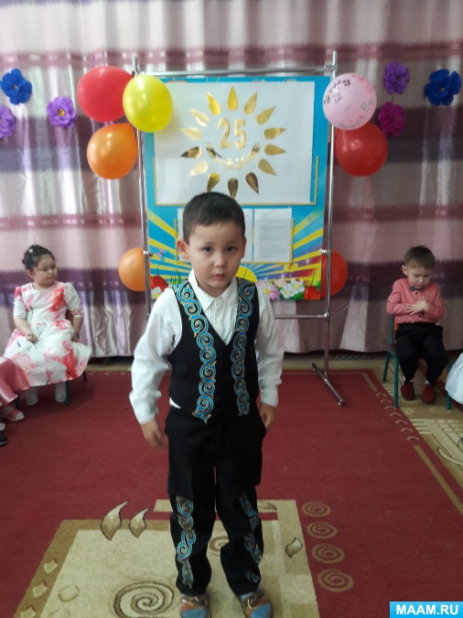 Сценарий праздника «День Независимости Республики Казахстан»