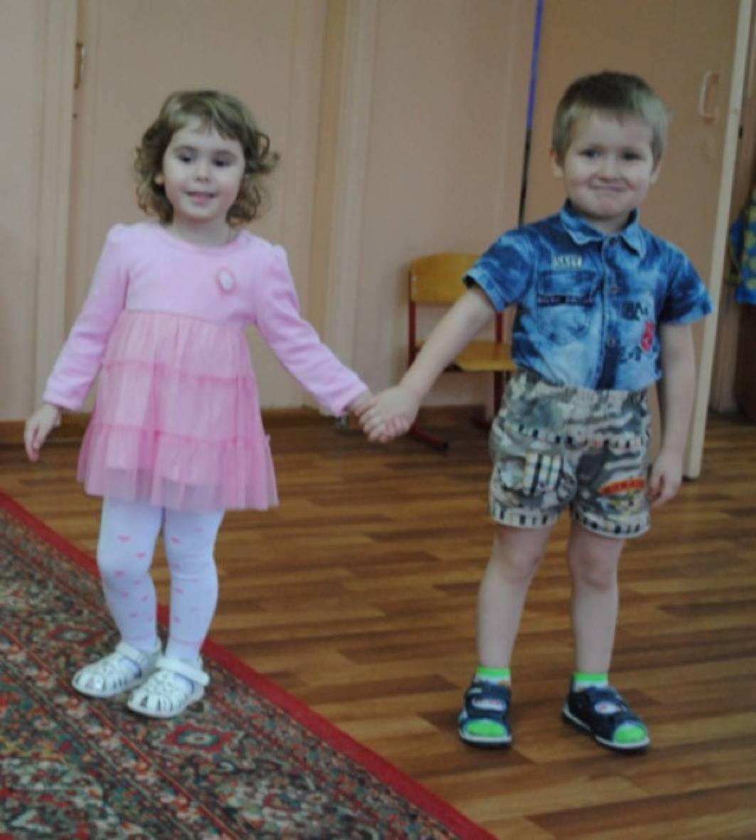 Гендерное воспитание младших дошкольников