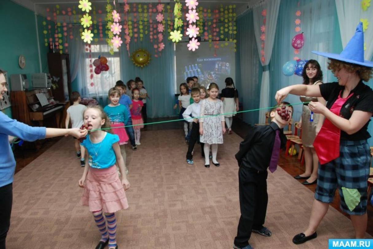 Сценарии на 8 марта для взрослых и детей