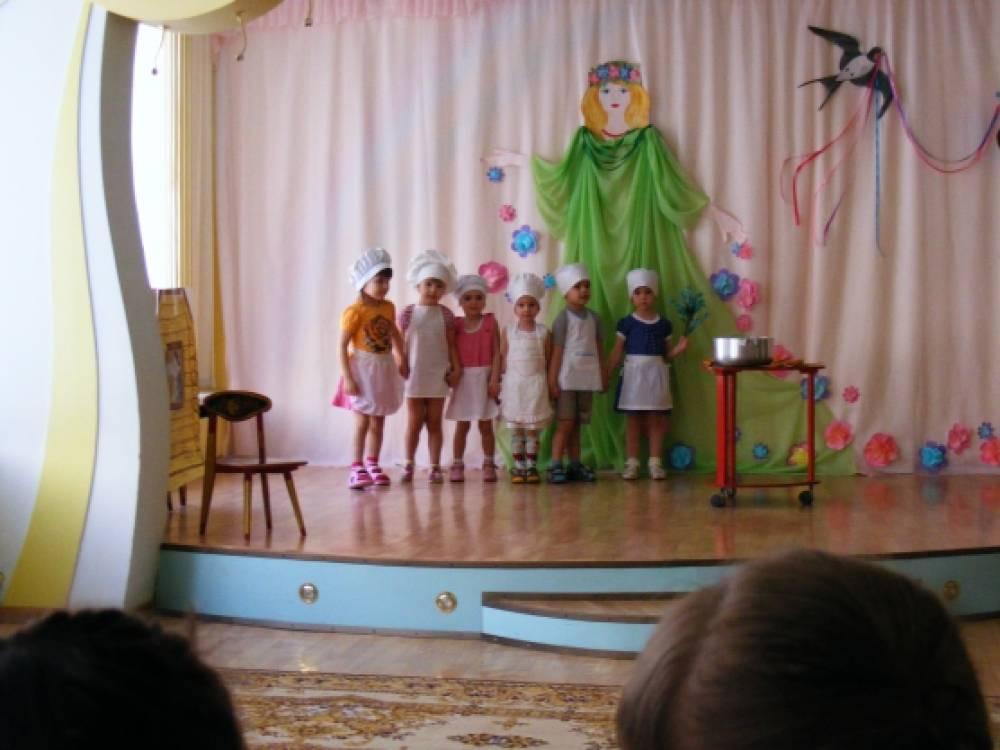 Конкурс инсценирования песни «Театральный теремок»