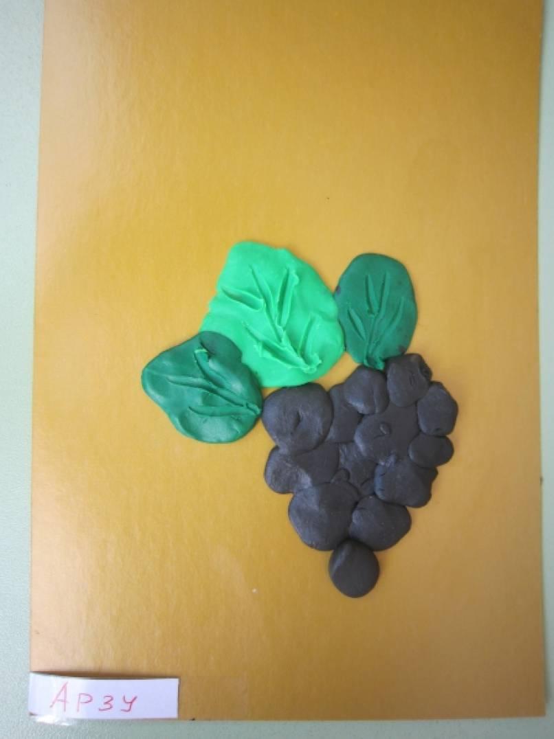 Поделка из винограда 56