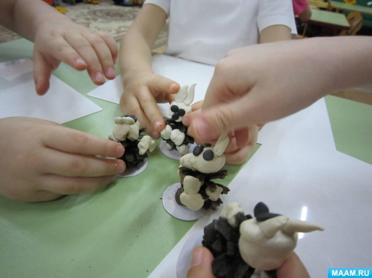 Программа кружка художественно-эстетической направленности для дошкольников. Творческая лаборатория «Наши руки не для скуки»