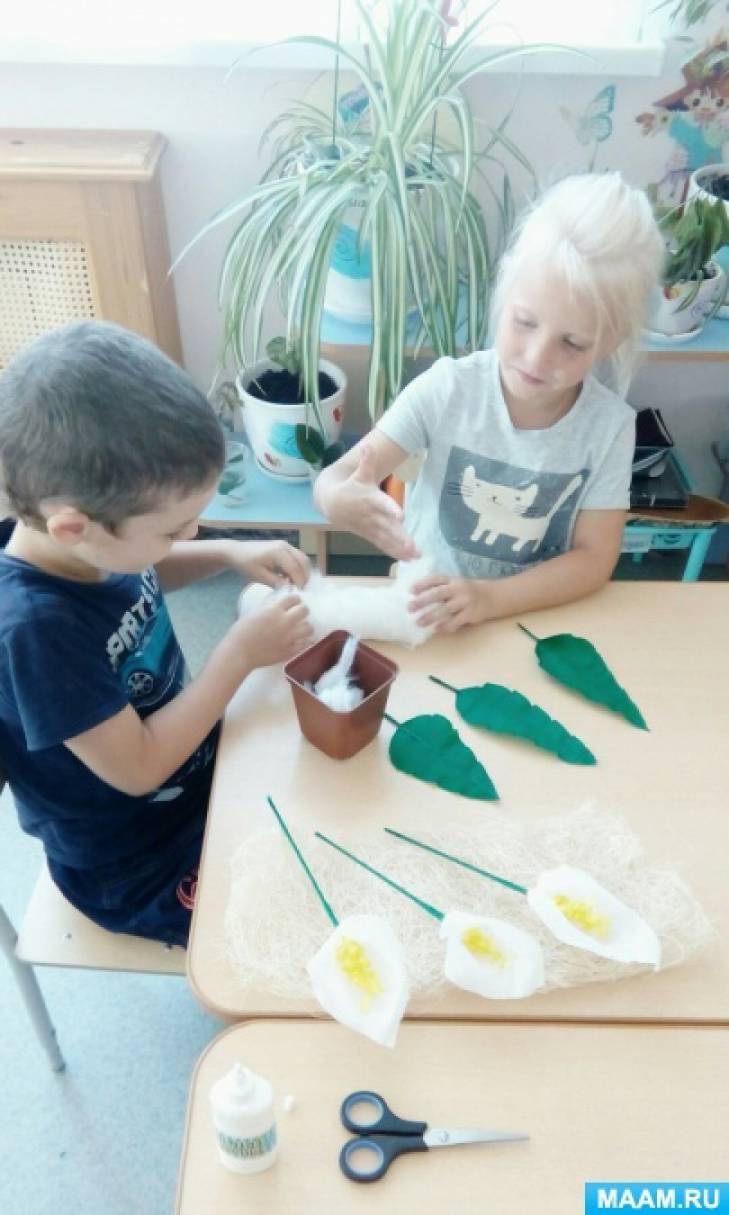 Экологический проект: «Вальс цветов»
