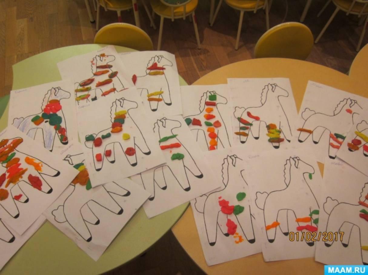 «Путешествие к дедушке Филимону». Проект игровой деятельности по теме «Филимоновская игрушка» для детей раннего возраста