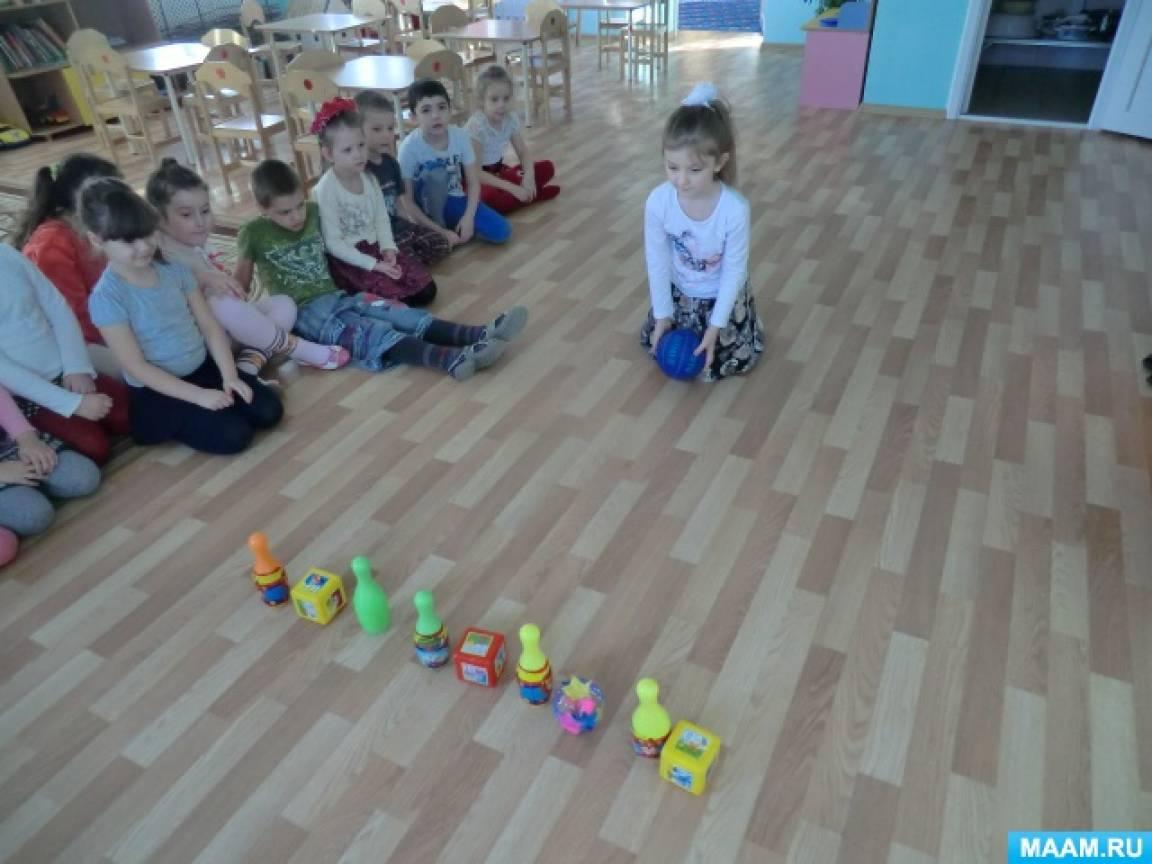 проект здоровый образ жизни дошкольников