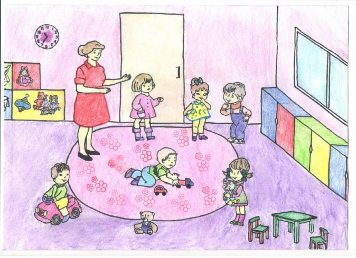 Создать сайт бесплатно для детского сада