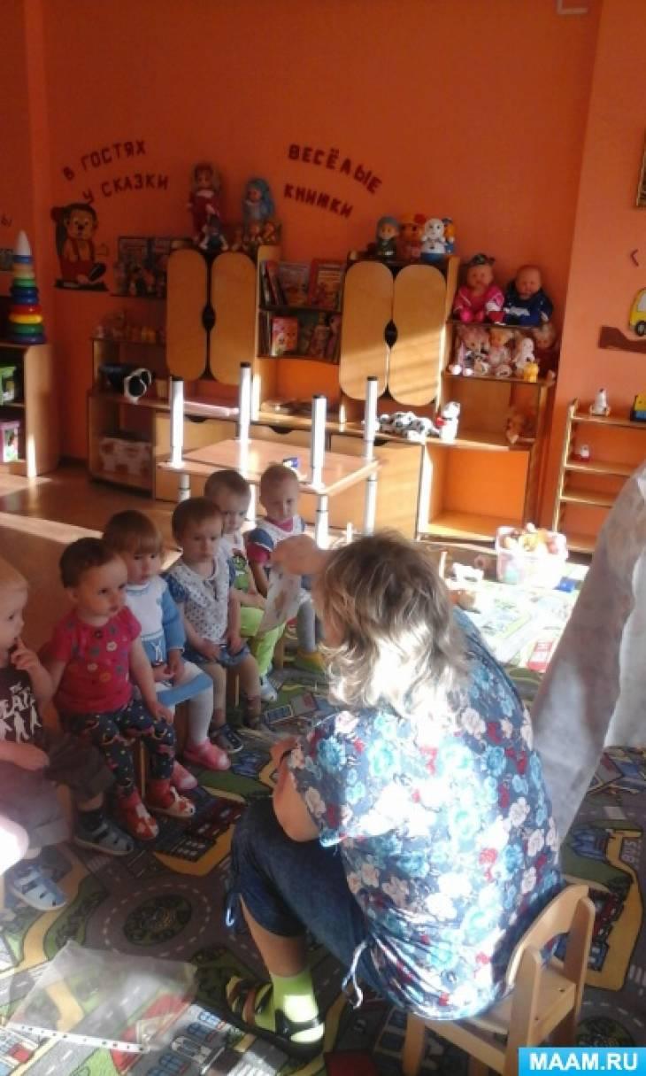 Фотоотчет «Вязаные крючком шапочки для театрализованной деятельности в детском саду»