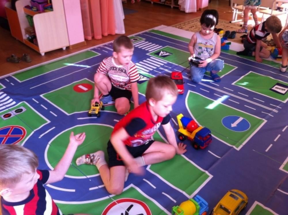 Пешеходный переход своими руками для детского сада 50