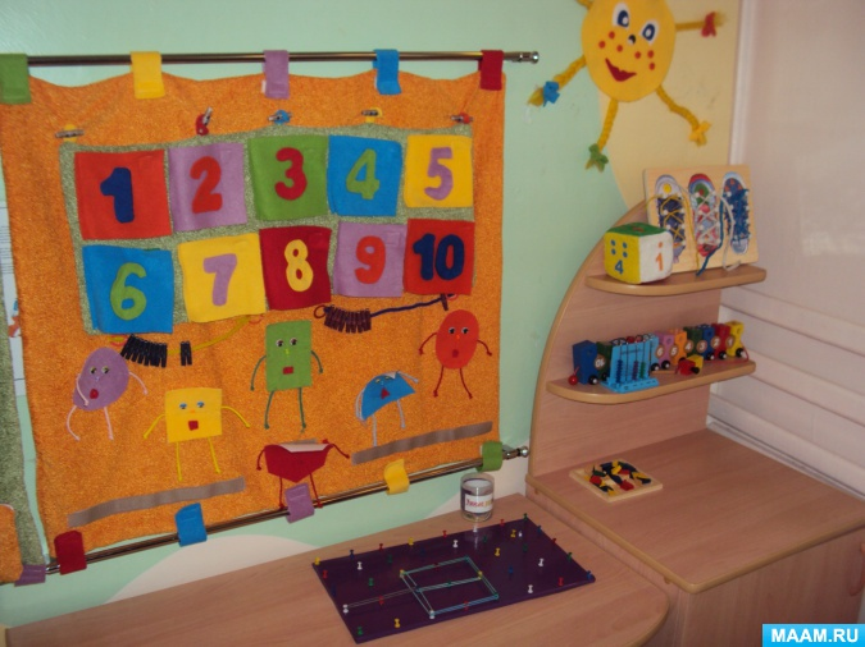 Развитие математических способностей у детей с ОНР посредством дидактических игр, творческих заданий и упражнений