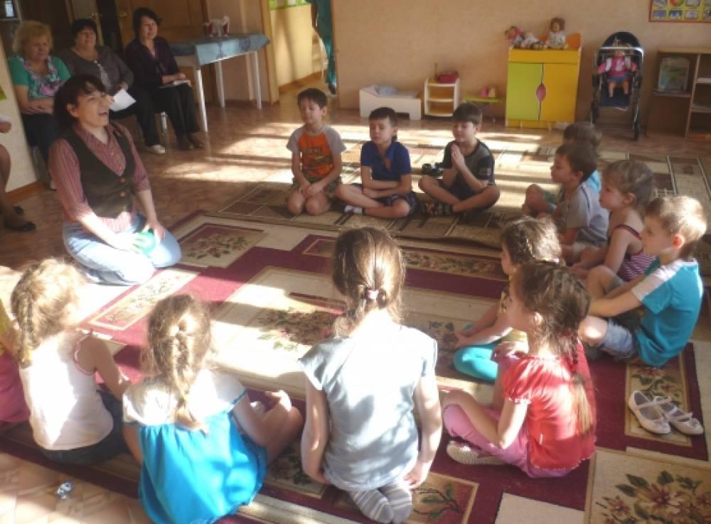 Круг общения Групповая игротерапия в практике воспитателя  Групповая игротерапия в практике воспитателя