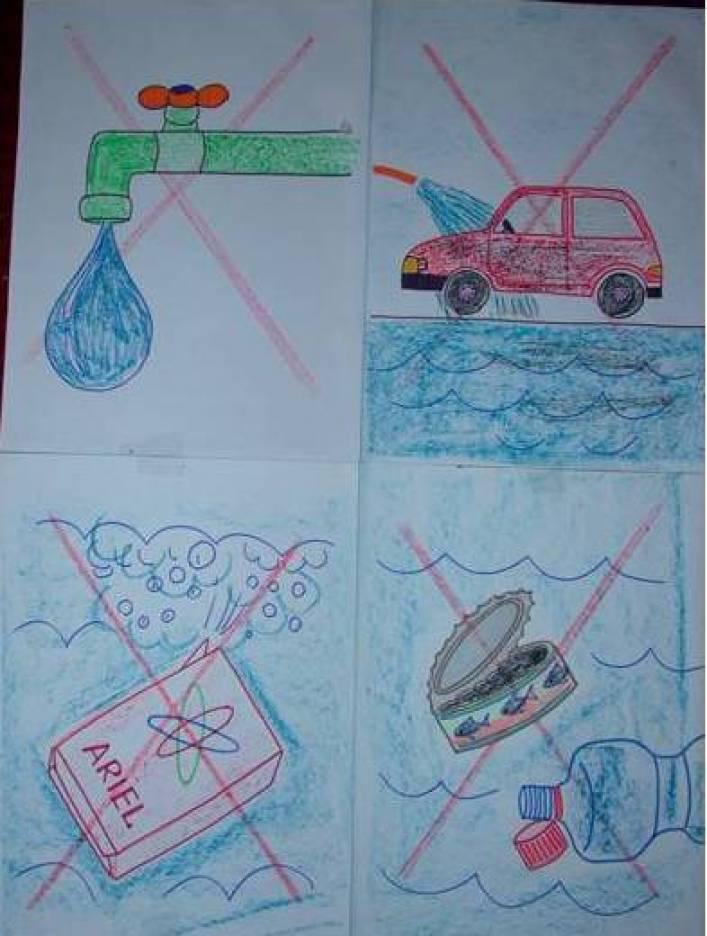 картинки как беречь воду