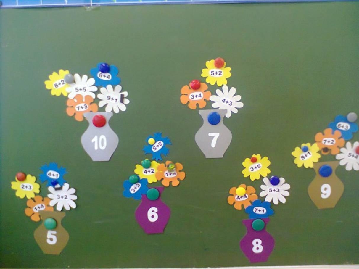 Сделать дидактическую игру своими руками по математике