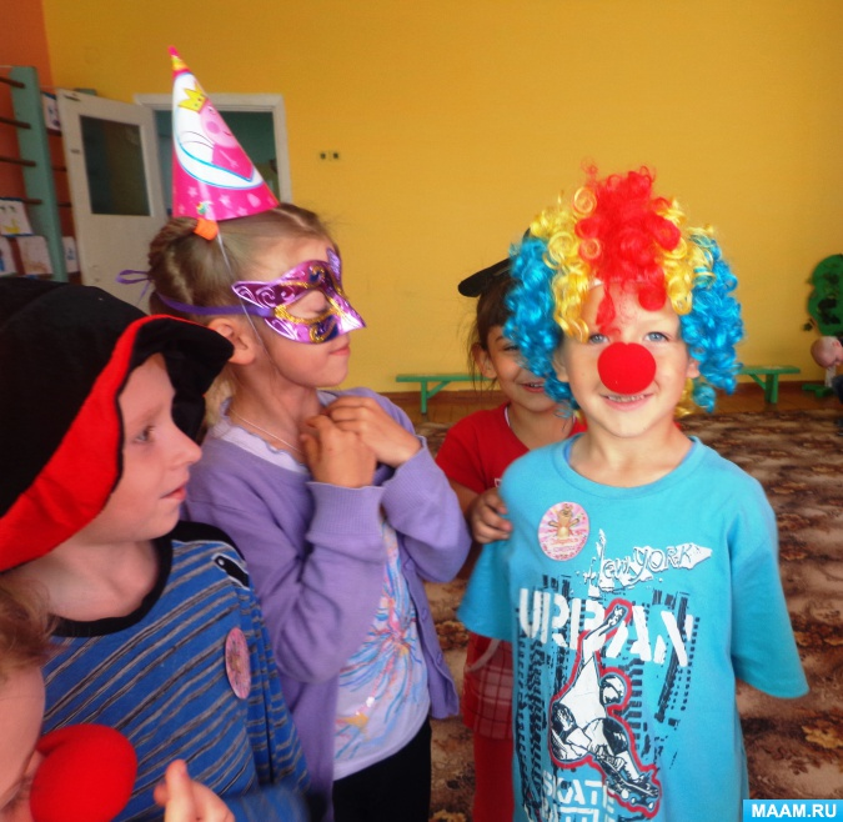Сценарий летней вечеринки конкурсы