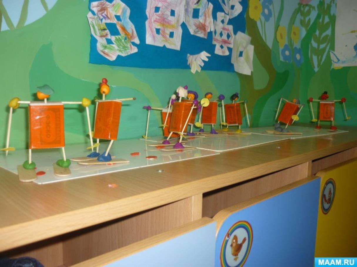 Проект «Цветные ладошки», развитие творческих способностей детей, через нетрадиционные виды ИЗО-деятельности