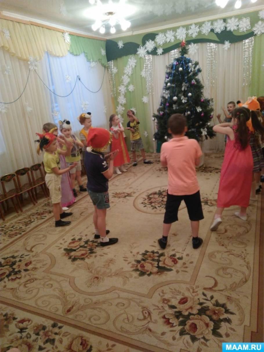 Фотоотчет развлечений за январь «Рождество. Крещение. Спартакиада»
