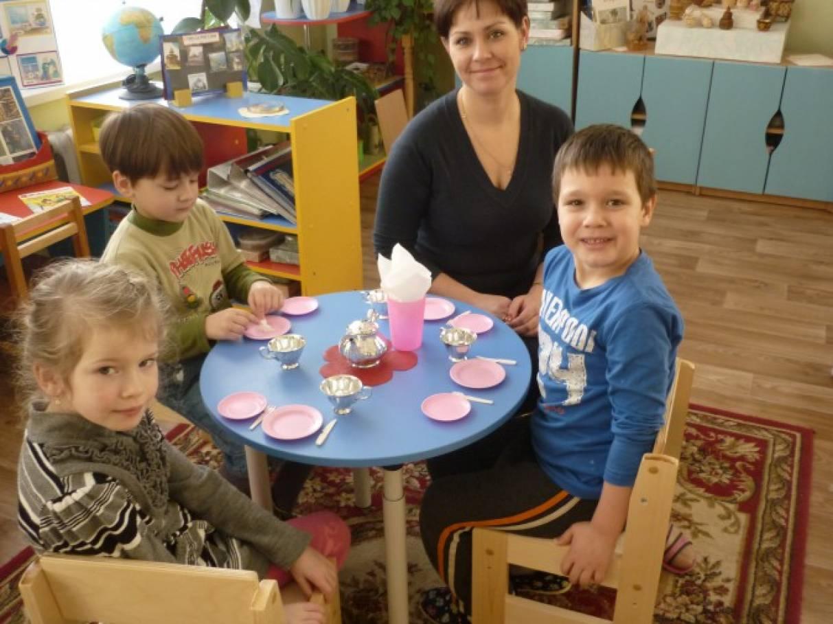 «Приходите в гости к нам, в детский мини-ресторан». Фотоотчет о встрече с интересными людьми