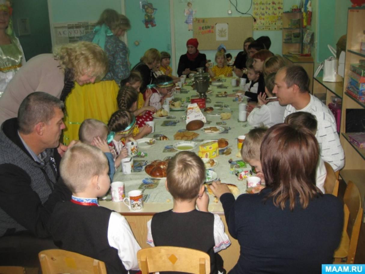 Фотоотчёт об осеннем празднике «Хлеб— всему голова!»