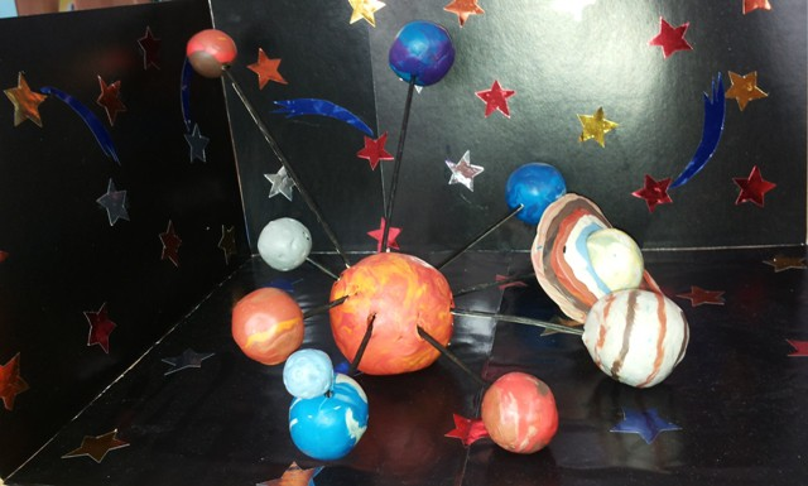 Картинки планеты солнечной системы по порядку с названиями