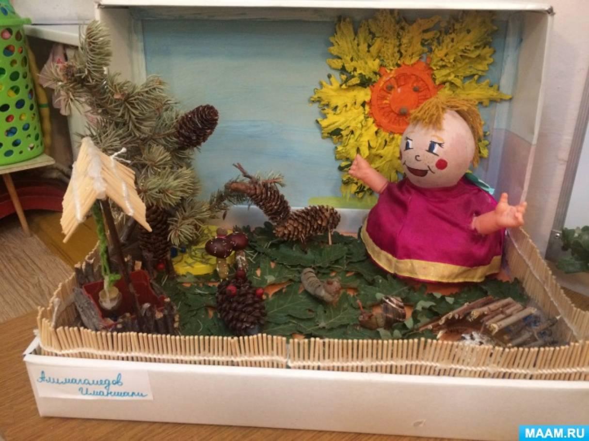 Положение о выставке-конкурсе совместного творчества родителей и детей «Осенняя фантазия»