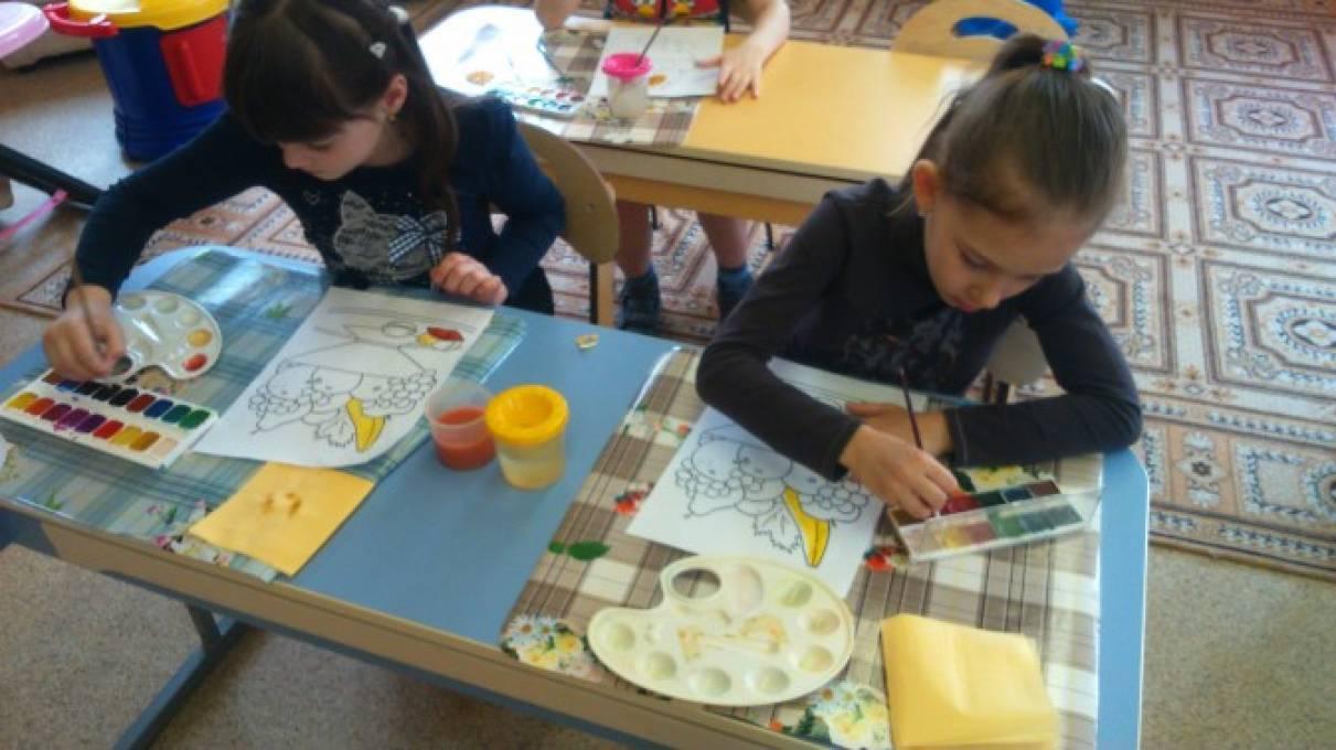 познакомить детей с натюрмортом