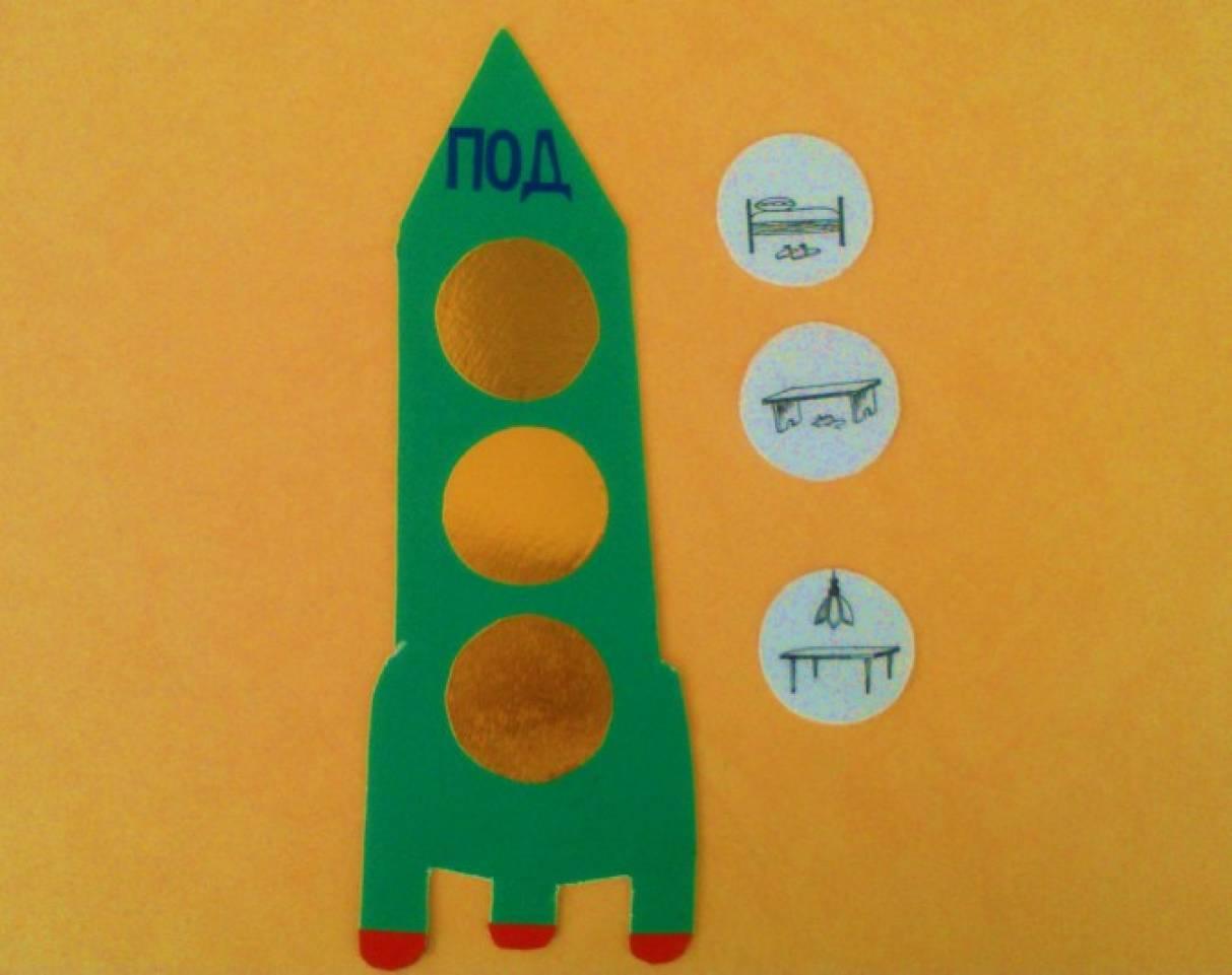 конспект занятия по формированию грамматического строя речи детей с онр