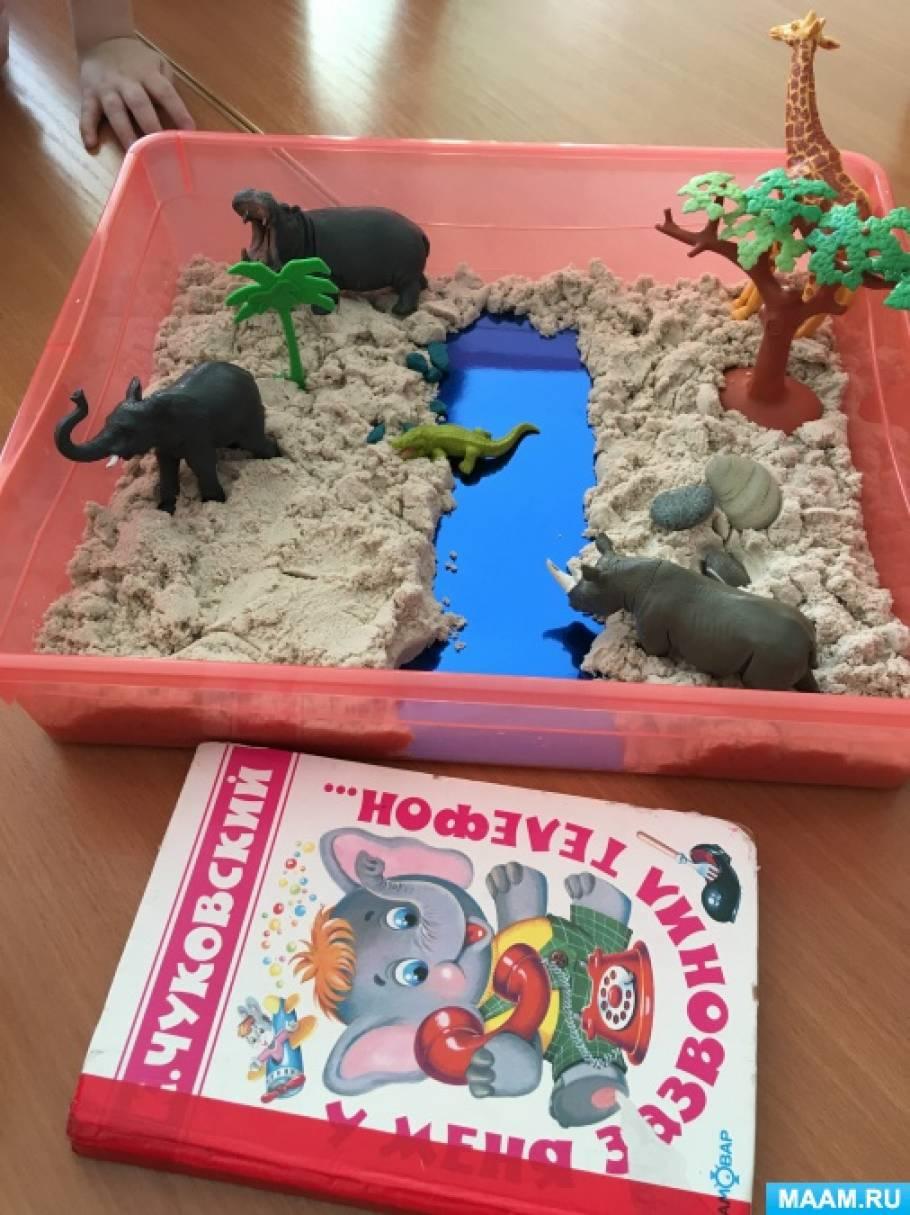 Дидактическая игра (пособие) по развитию речи детей раннего возраста