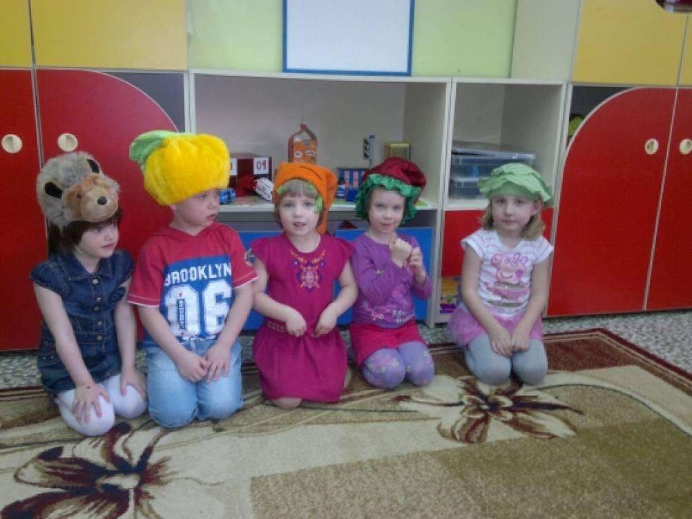 игра на знакомство для детей средней группы