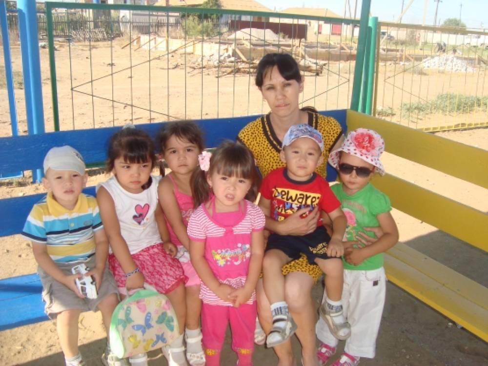 Оформление группы детского сада  Арт галереи