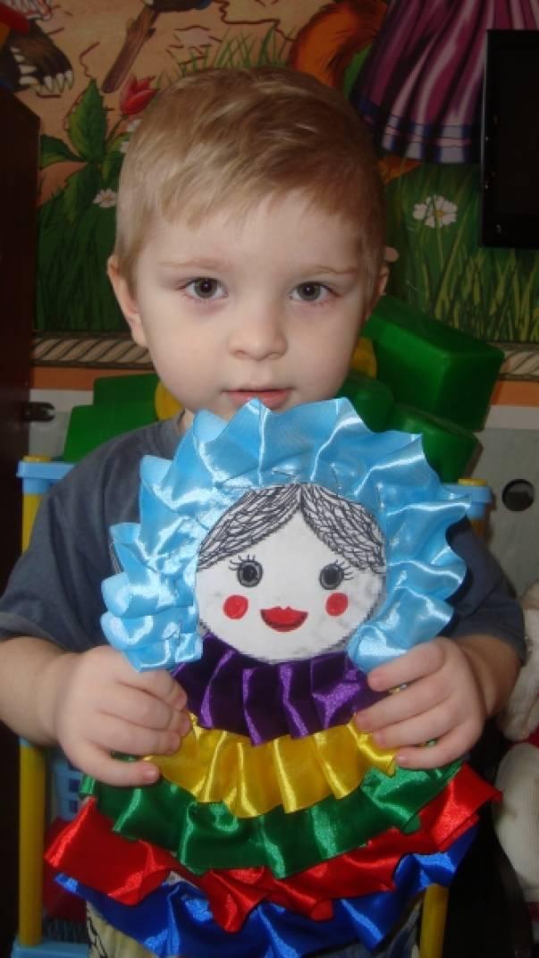 Поделка матрешка своими руками для детского сада 97