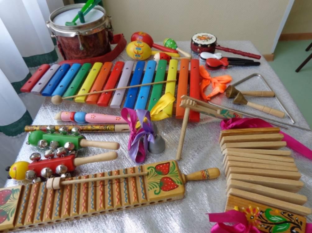 Мастер-класс «Обучение детей дошкольного возраста игре на шумовых инструментах»