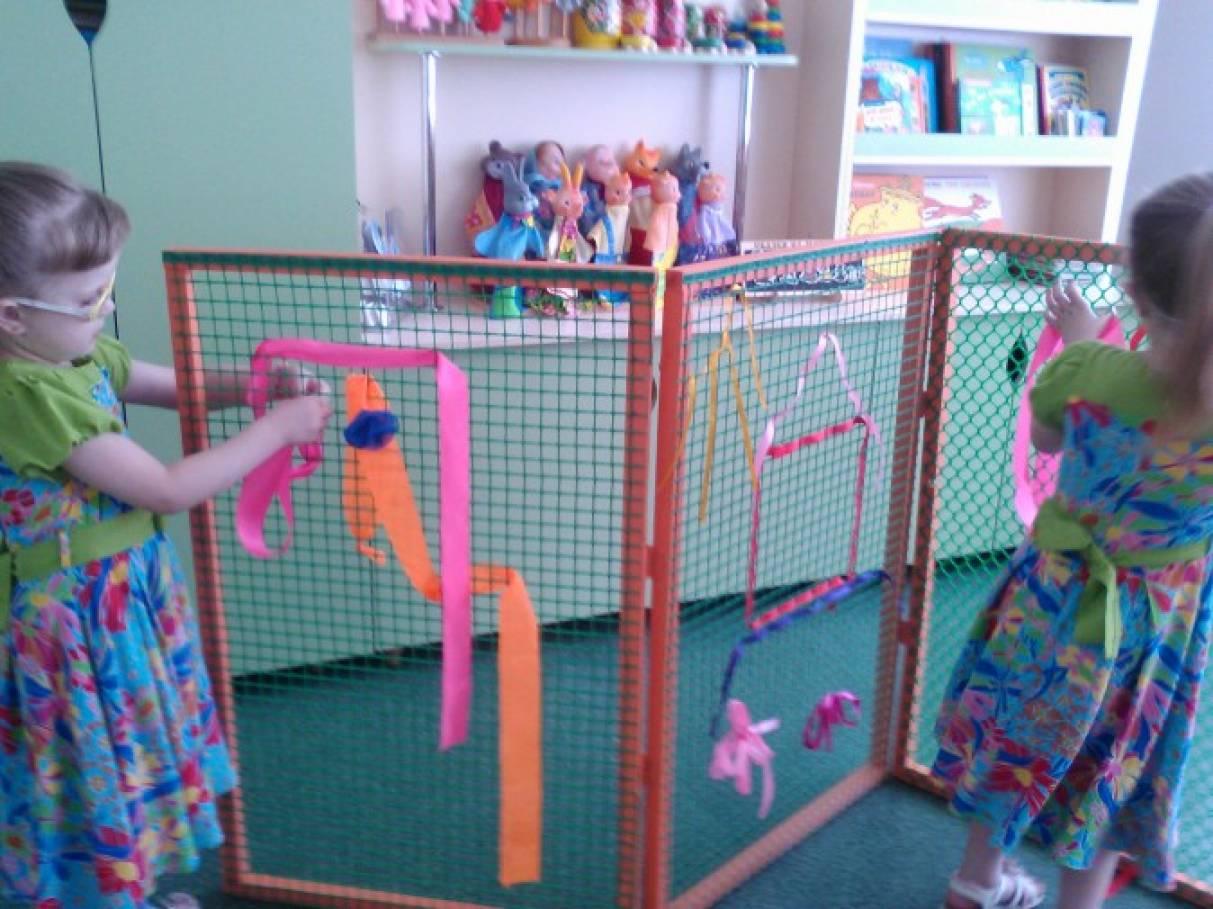 Ширмы для детского сада своими руками фото из труб 21
