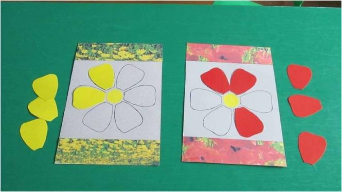 Предлагаем дидактическая игра собери цветок Лачетти МКПП