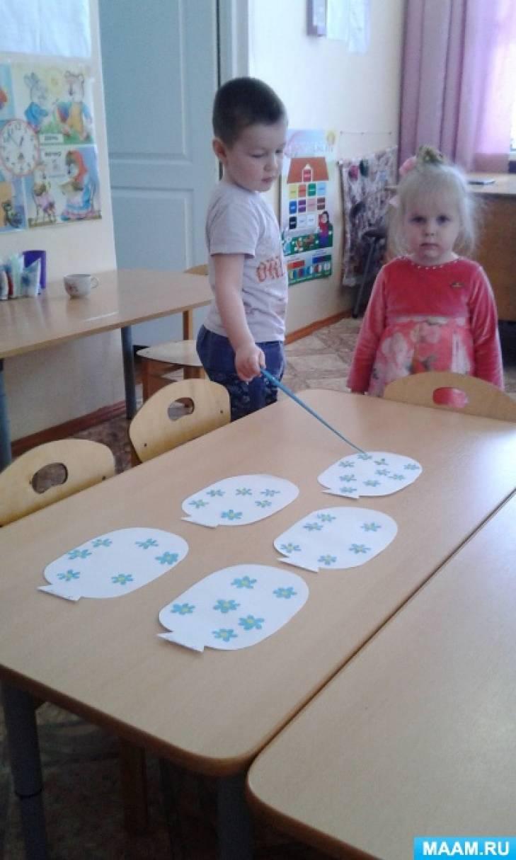 Фотоотчет о занятии по аппликации во второй младшей группе на тему «Воздушный шарик»