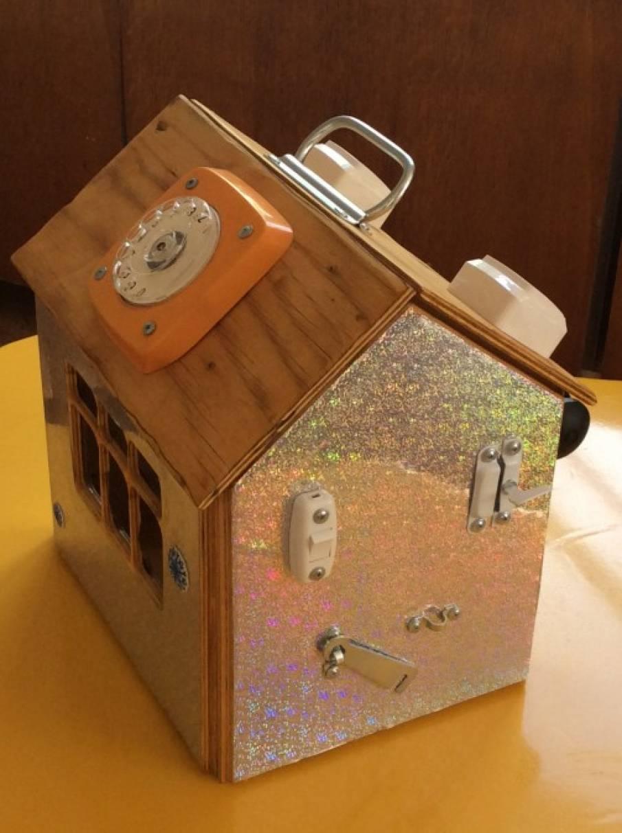 Куб развивающий своими руками