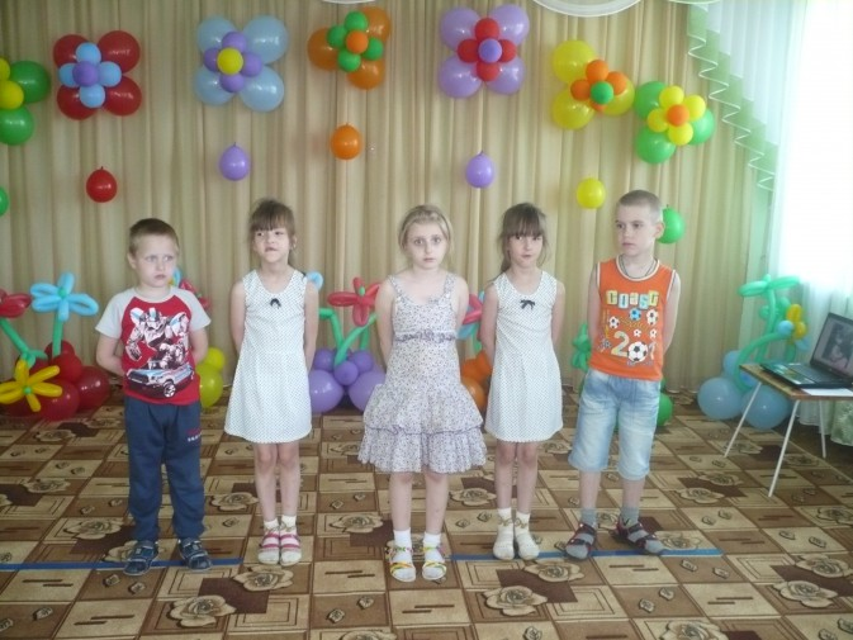 танец знакомство в детском саду