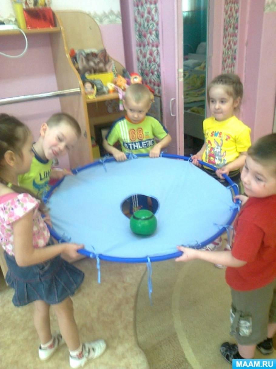 Оборудование своими руками для детского сада 386