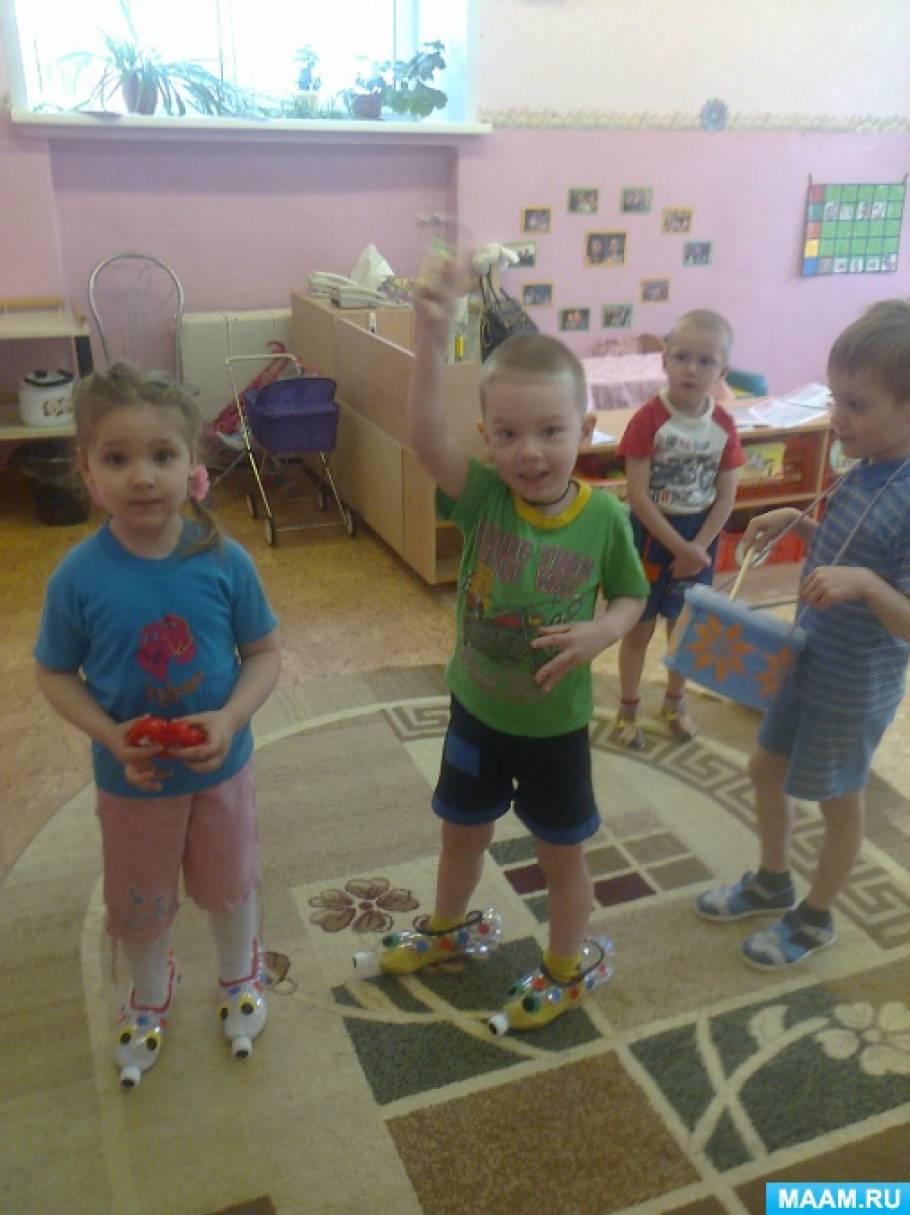 Оборудование игровой в детском саду своими руками