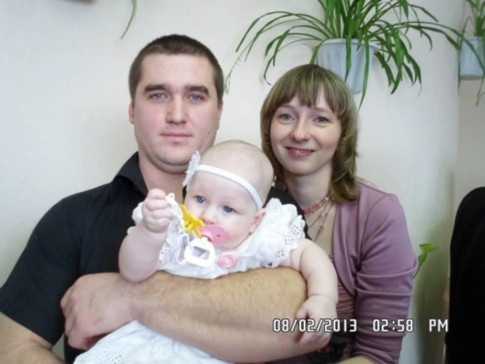 Идеальная семья оазис любви и добра